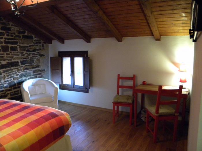 Le camere il borgo di tara - Camera matrimoniale romantica ...