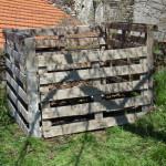 Info e Servizi: Compostiera autocostruita