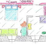 Le Camere: Piantina Stone