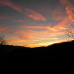 Il Territorio: Tramonto a Tara